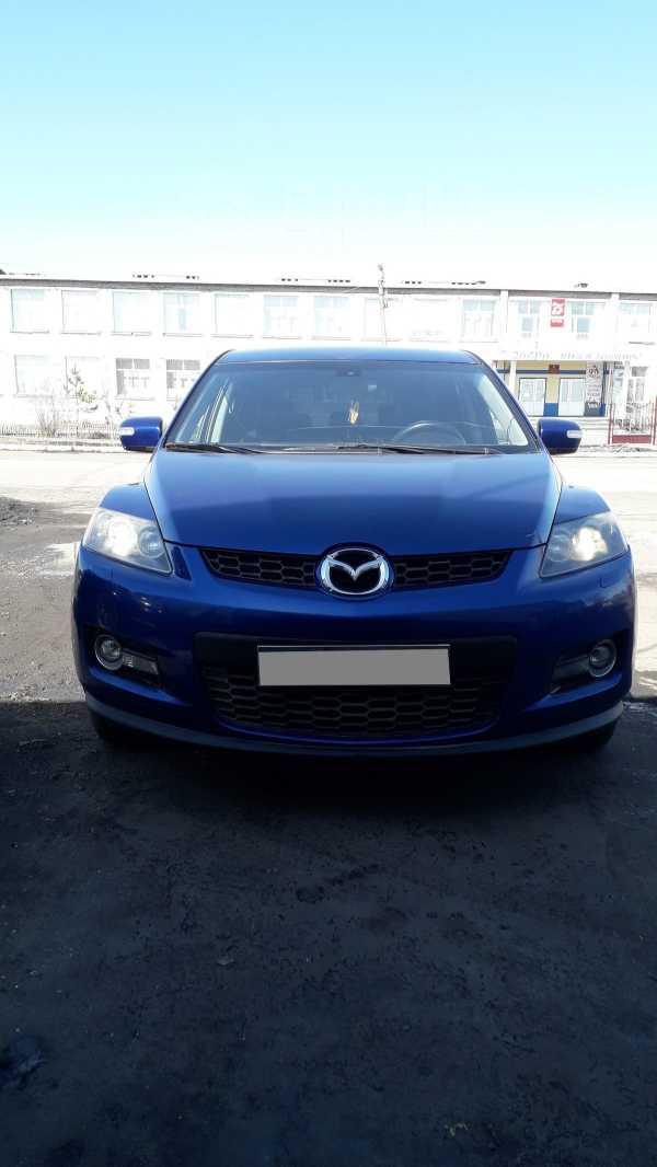 Mazda CX-7, 2007 год, 455 000 руб.