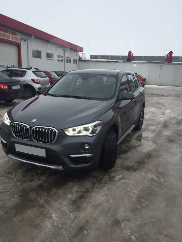 BMW X1, 2017 год, 1 820 000 руб.
