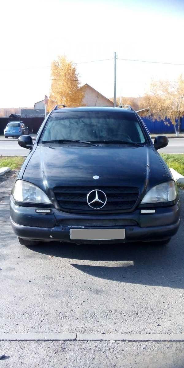 Mercedes-Benz M-Class, 1998 год, 375 000 руб.