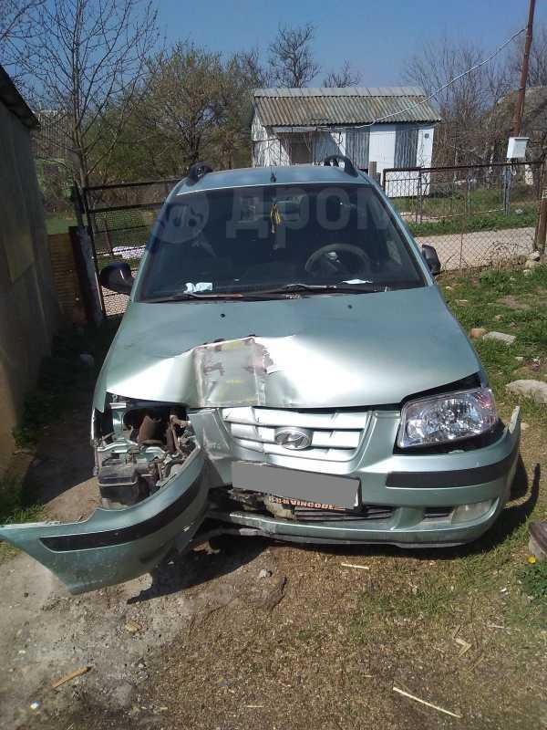 Hyundai Matrix, 2001 год, 90 000 руб.