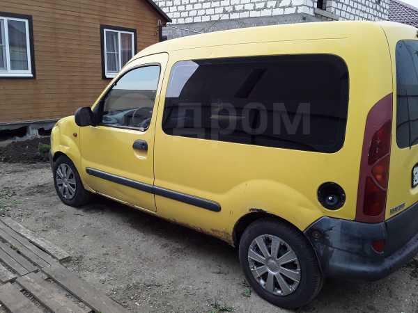 Renault Kangoo, 2000 год, 190 000 руб.