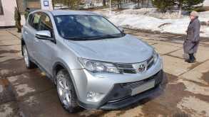 Ачинск Toyota RAV4 2013