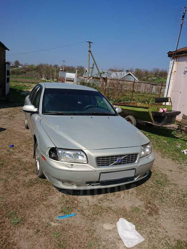 Volvo S80, 2003 год, 370 000 руб.