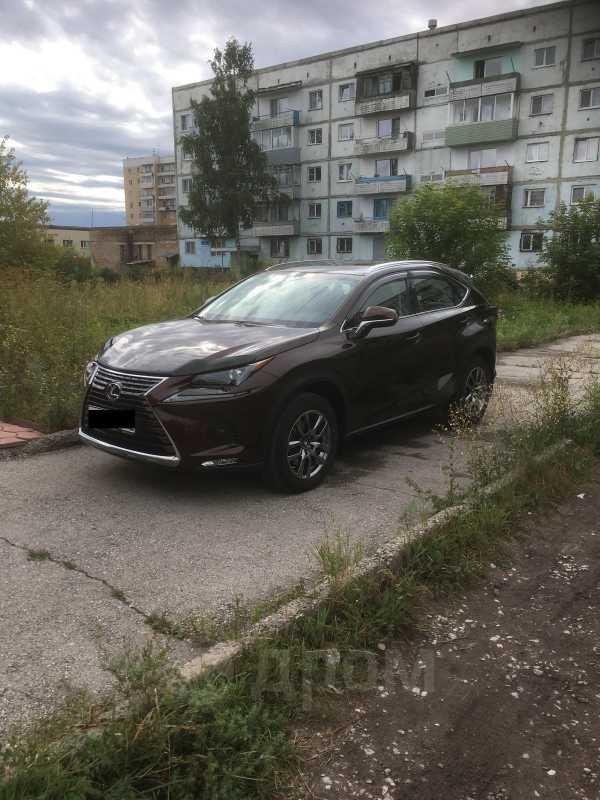 Lexus NX200, 2018 год, 2 250 000 руб.