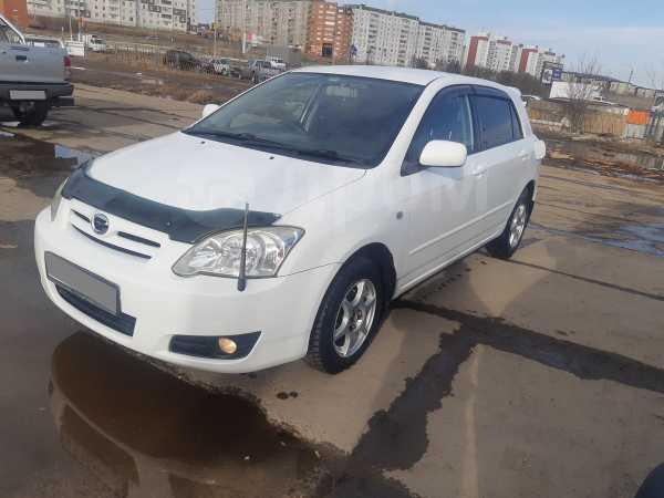 Toyota Corolla Runx, 2005 год, 436 000 руб.
