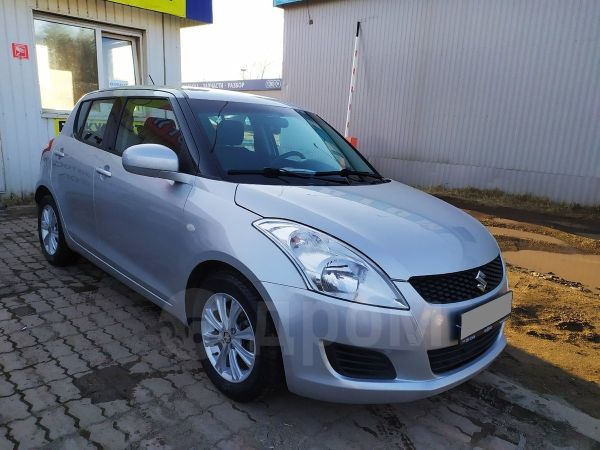 Suzuki Swift, 2012 год, 450 000 руб.