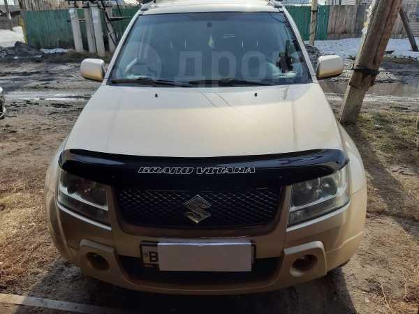 Suzuki Grand Vitara, 2005 год, 519 999 руб.