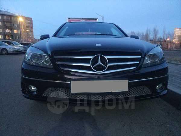 Mercedes-Benz CLC-Class, 2008 год, 490 000 руб.
