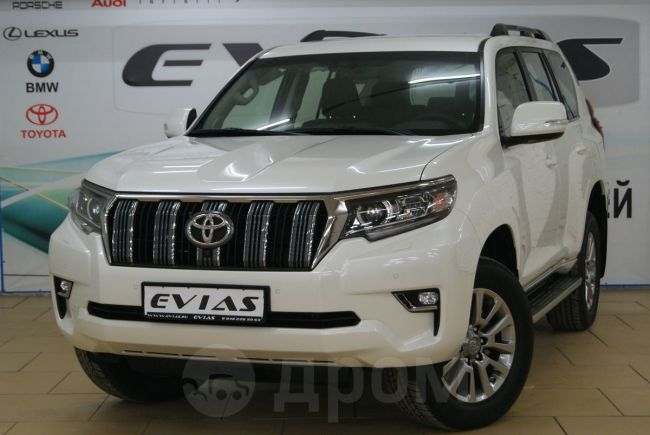 Toyota Land Cruiser Prado, 2020 год, 4 076 000 руб.