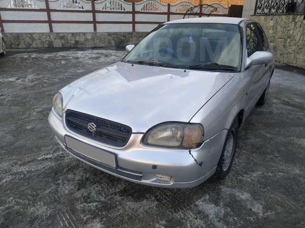 Suzuki Cultus, 1998 год, 145 000 руб.