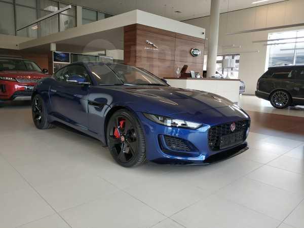 Jaguar F-Type, 2020 год, 6 489 000 руб.