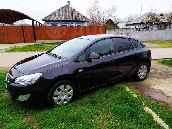 Opel Astra, 2010 год, 435 000 руб.