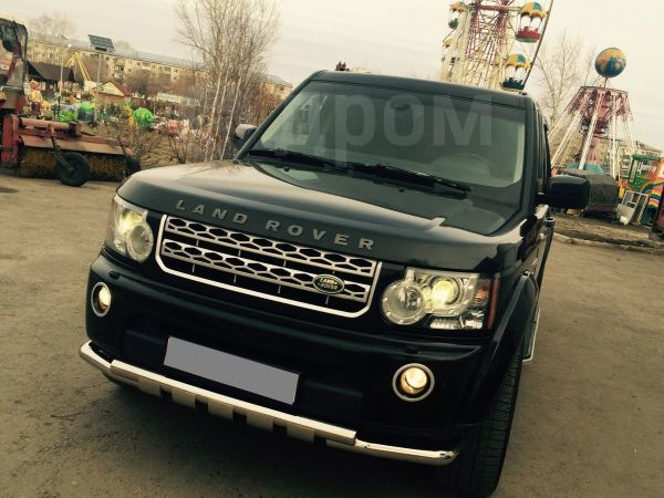 Land Rover Discovery, 2010 год, 930 000 руб.