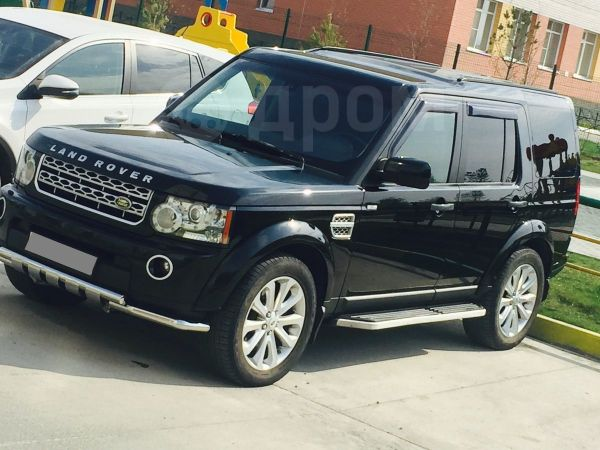 Land Rover Discovery, 2010 год, 1 180 000 руб.