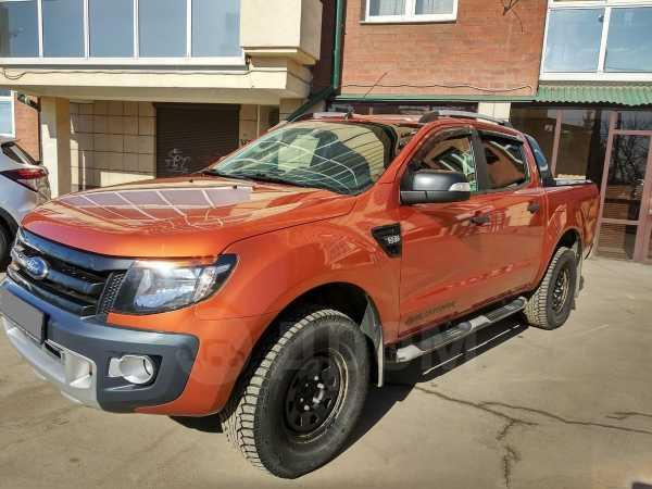 Ford Ranger, 2013 год, 1 490 000 руб.