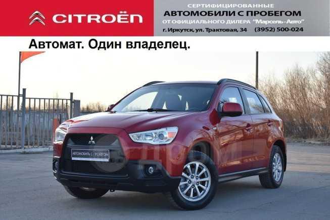 Mitsubishi ASX, 2012 год, 698 000 руб.