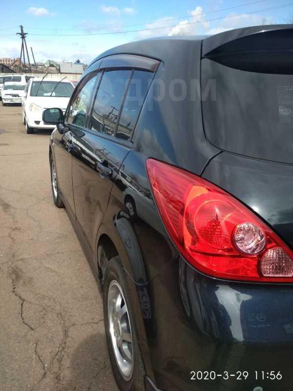 Nissan Tiida, 2005 год, 448 000 руб.