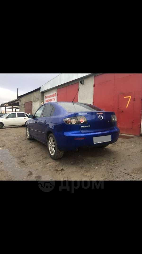 Mazda Mazda3, 2008 год, 400 000 руб.