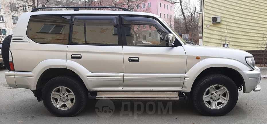 Toyota Land Cruiser Prado, 2001 год, 520 000 руб.