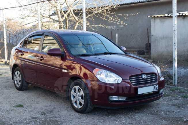Hyundai Accent, 2008 год, 370 000 руб.
