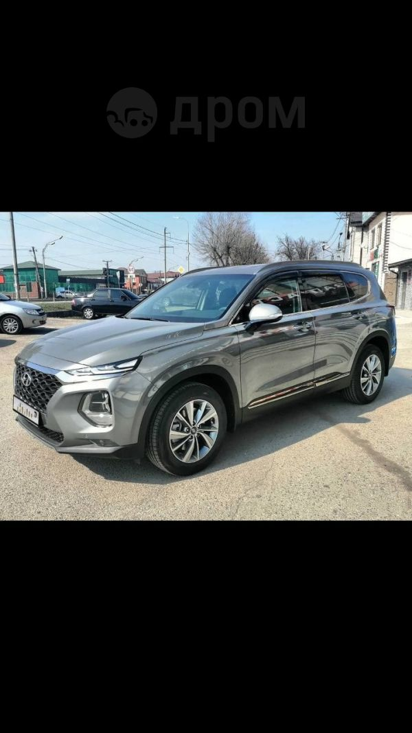 Hyundai Santa Fe, 2020 год, 2 164 000 руб.
