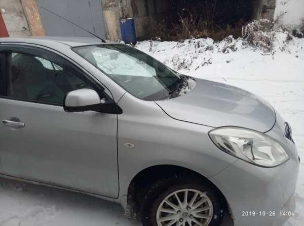 Nissan Latio, 2013 год, 490 000 руб.