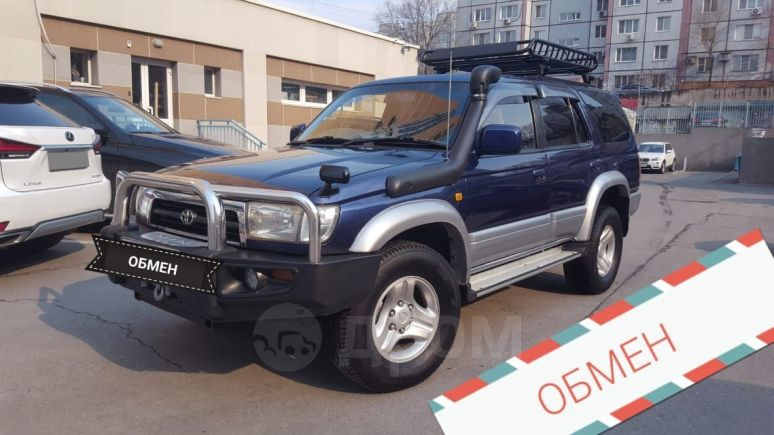 Toyota Hilux Surf, 2000 год, 758 000 руб.