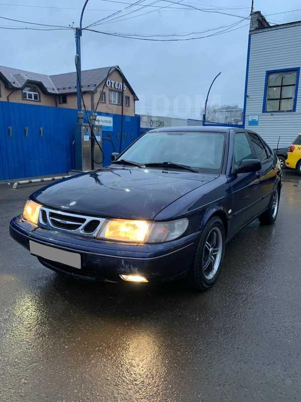 Saab 900, 1995 год, 70 000 руб.