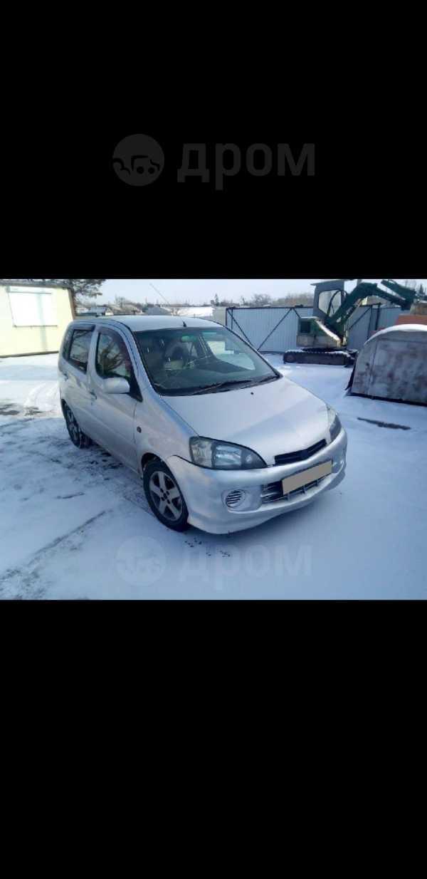 Daihatsu YRV, 2001 год, 211 000 руб.