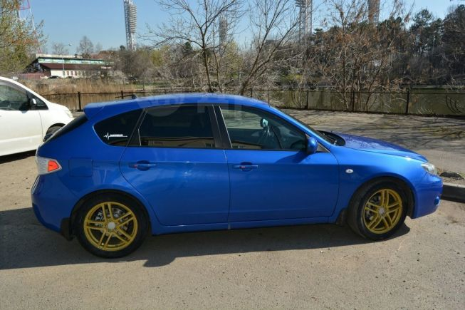 Subaru Impreza, 2007 год, 570 000 руб.