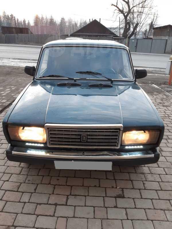 Лада 2107, 2003 год, 47 000 руб.