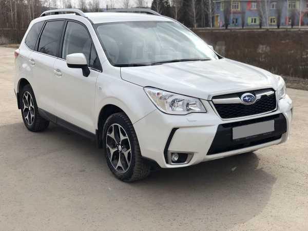 Subaru Forester, 2014 год, 1 239 000 руб.