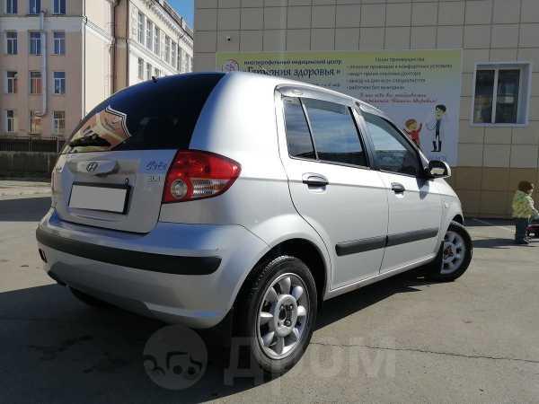Hyundai Getz, 2005 год, 150 000 руб.