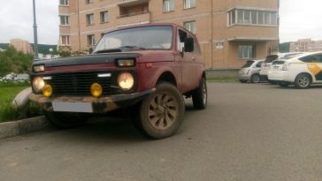 Владивосток 4x4 2121 Нива 1984