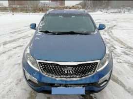Улан-Удэ Kia Sportage 2014