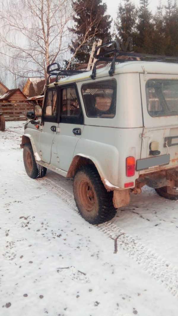 УАЗ 3151, 1997 год, 170 000 руб.