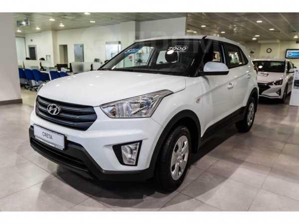 Hyundai Creta, 2020 год, 1 085 000 руб.