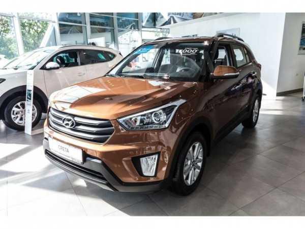 Hyundai Creta, 2020 год, 1 176 000 руб.
