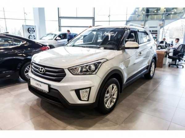 Hyundai Creta, 2020 год, 1 035 000 руб.