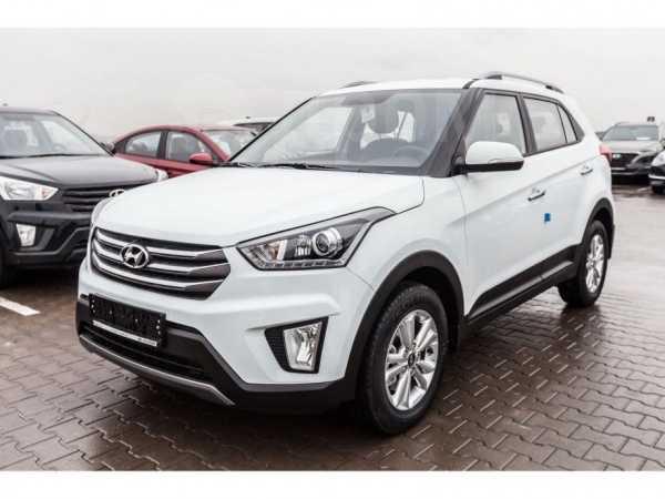 Hyundai Creta, 2020 год, 1 215 000 руб.