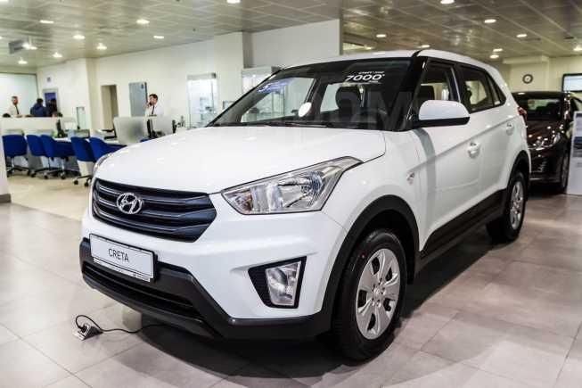 Hyundai Creta, 2020 год, 1 155 000 руб.