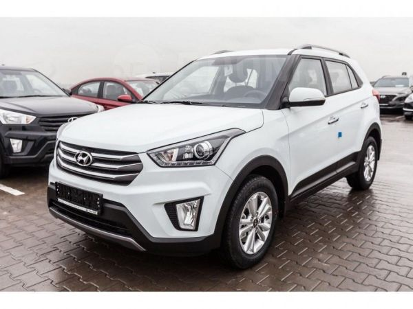Hyundai Creta, 2020 год, 1 601 450 руб.