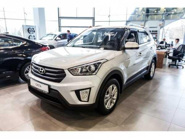 Hyundai Creta, 2020 год, 1 425 000 руб.