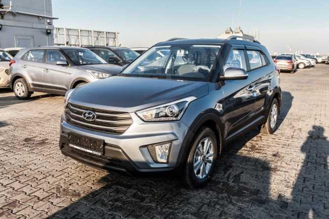 Hyundai Creta, 2020 год, 1 126 000 руб.