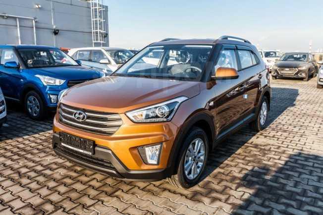 Hyundai Creta, 2020 год, 1 091 000 руб.