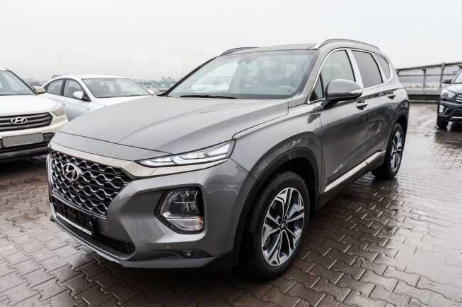 Hyundai Santa Fe, 2020 год, 2 504 000 руб.