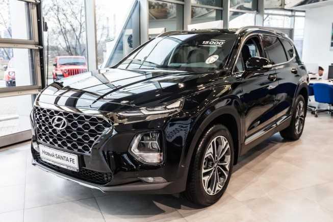 Hyundai Santa Fe, 2020 год, 2 914 000 руб.
