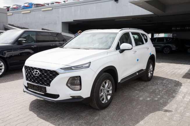 Hyundai Santa Fe, 2020 год, 2 509 000 руб.
