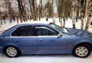 Мирный BMW 5-Series 2001