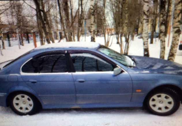 BMW 5-Series, 2001 год, 250 000 руб.